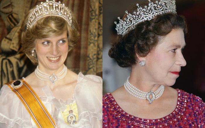 Công nương Kate đeo vòng của mẹ chồng quá cố tới lễ tang Hoàng thân Philip Ảnh 2