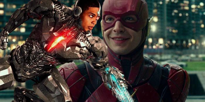 Liệu Cyborg có thể được xuất hiện trong phim riêng của The Flash?