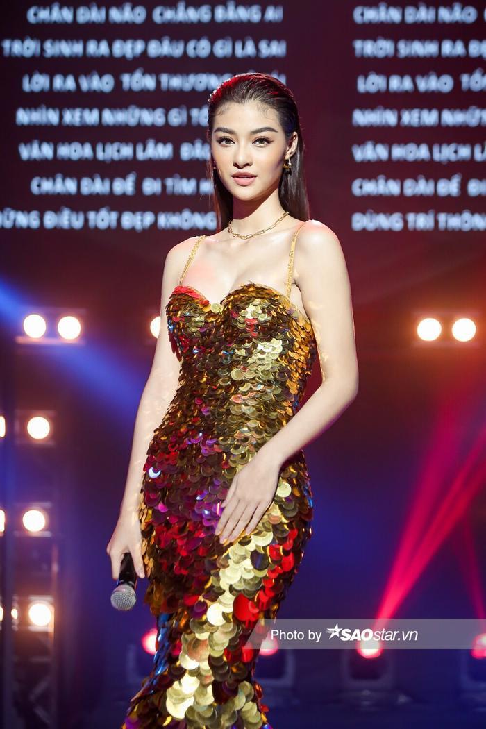 Tân binh V-Pop Lona Kiều Loan 'oanh tạc' sàn đấu The Heroes cùng producer Kent Trần Ảnh 3