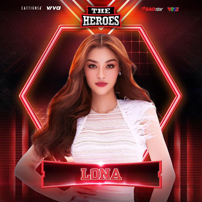 Tân binh V-Pop Lona Kiều Loan 'oanh tạc' sàn đấu The Heroes cùng producer Kent Trần Ảnh 2