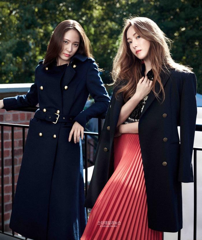 Netizen bình chọn top 9 'công chúa băng giá' ở Kpop: Jennie - Krystal - Doyeon tranh ngôi đầu bảng Ảnh 3