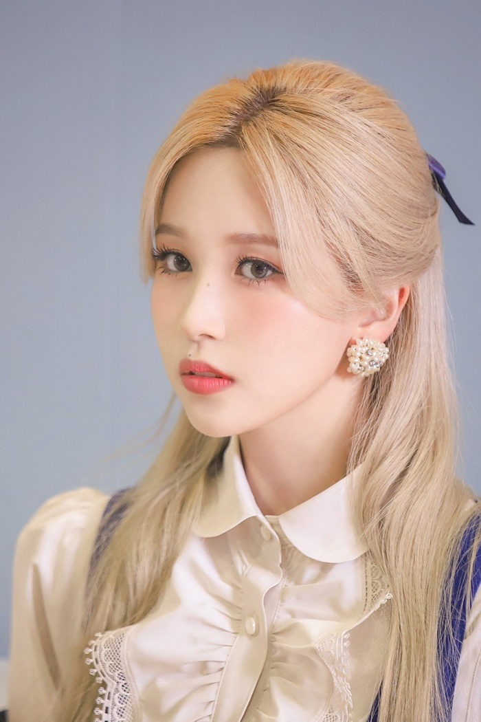 Netizen bình chọn top 9 'công chúa băng giá' ở Kpop: Jennie - Krystal - Doyeon tranh ngôi đầu bảng Ảnh 6