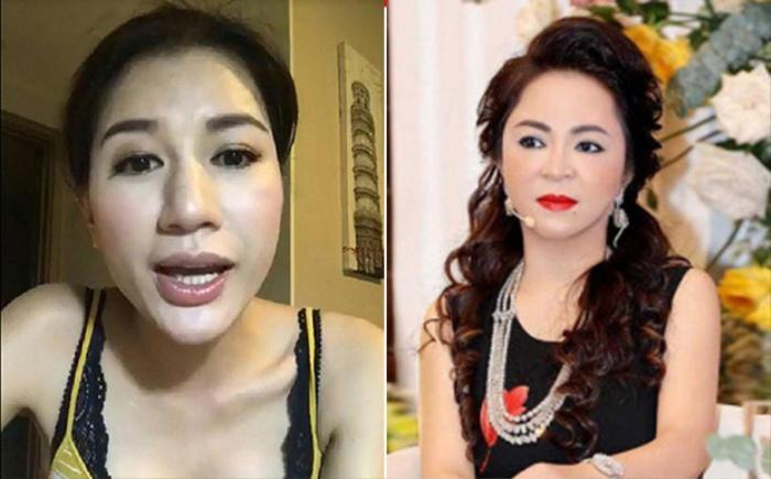 Vợ đại gia Dũng 'lò vôi' chửi 'đám nghệ sĩ', Trang Trần bức xúc đáp trả: 'Nghệ sĩ đâu có xin tiền cô?' Ảnh 2