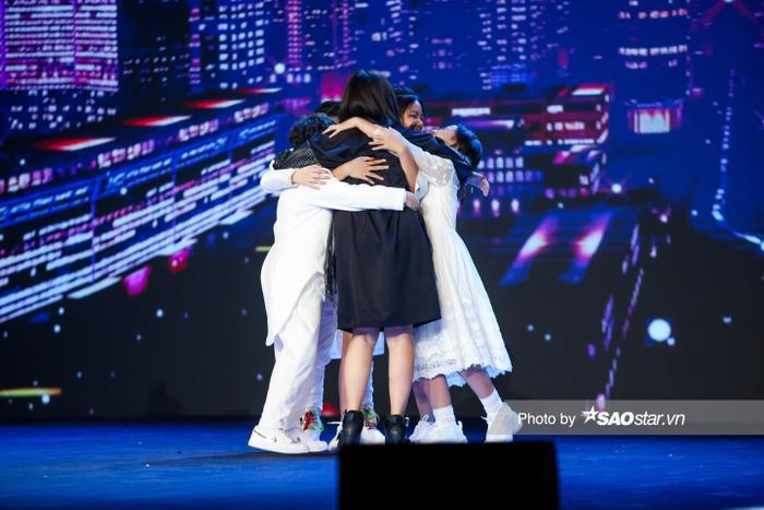 Hà Anh được Đông Nhi cứu, lộ diện Top 4 GHVN New Generation: MimiMama 'vượt mặt' Kidneeland Ảnh 2