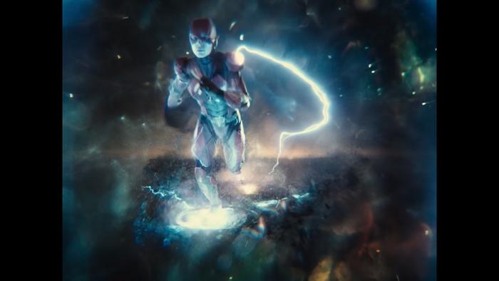 Zack Snyder's Justice League: Phân cảnh Flash tiến vào Speed Force từng khiến biên kịch phải e dè