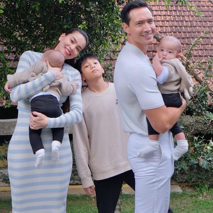 Hà Hồ háo hức khoe thành quả Subeo chụp ảnh 2 em sinh đôi: 'Out nét' nhưng ngập tràn tình cảm Ảnh 6