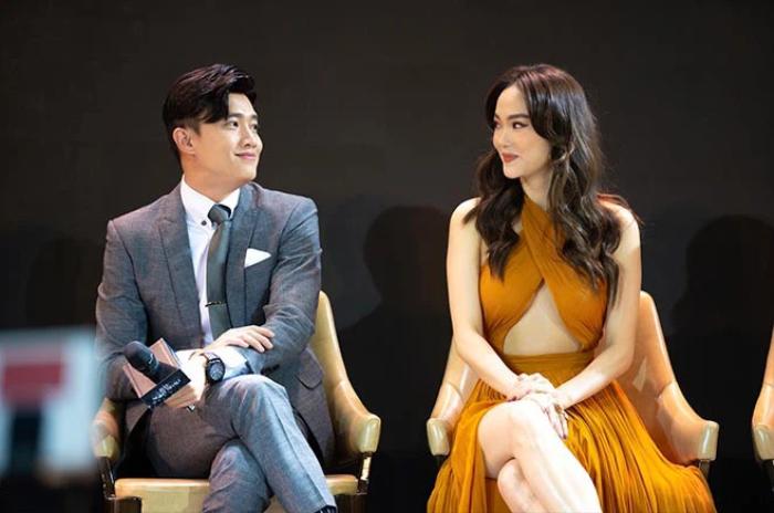 Fan soi loạt ảnh 'tình bể bình' của Minh Hằng và Quốc Trường: Trong đôi mắt anh, em là tất cả? Ảnh 5