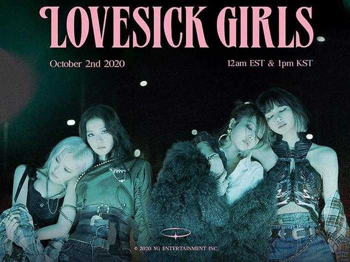 'Lovesick Girls' trở thành MV thứ 9 của BlackPink chạm mốc lượt view 'khủng' Ảnh 2