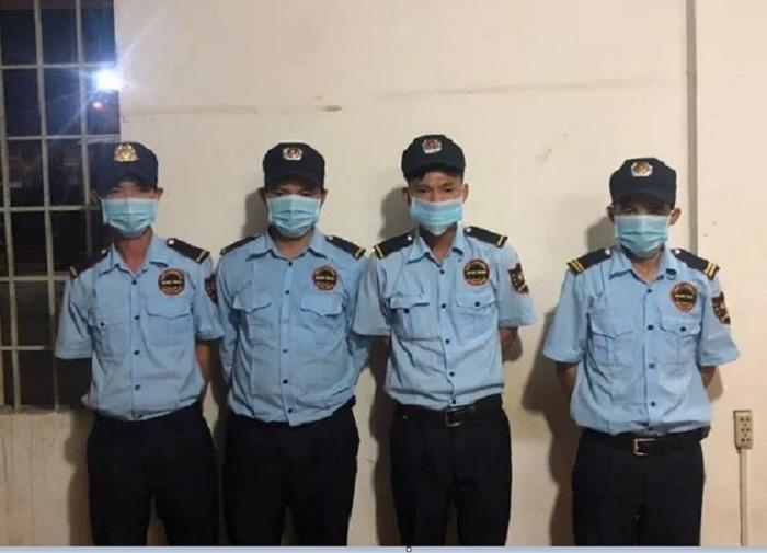 4 nhân viên bảo vệ 'phê' ma túy trong ca trực Ảnh 1