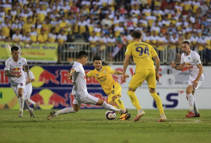 Phơi áo trước HAGL, Hà Nội FC còn dọa được ai? Ảnh 1