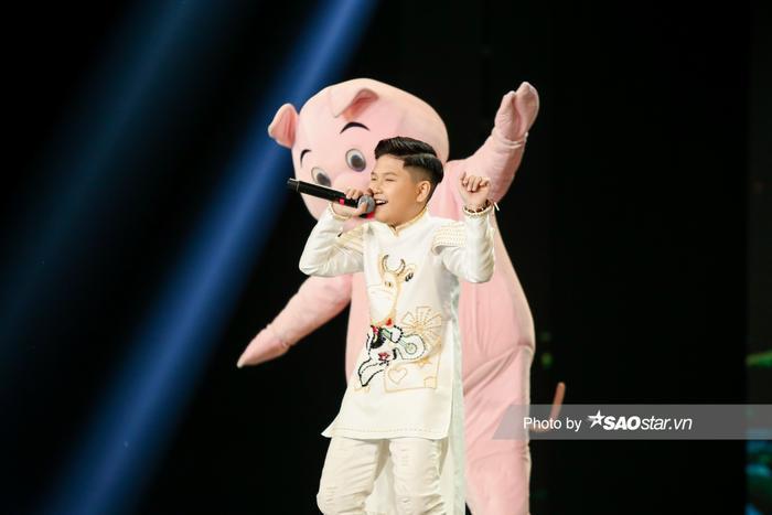 Fan nhiệt tình bình chọn cho Hà Anh - Đăng Bách - Thùy Trang - Song Tùng giành giải Quán quân Ảnh 5
