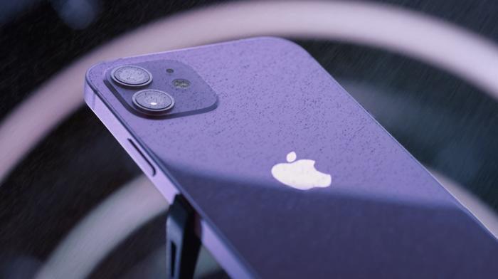 Apple ra mắt iPhone 12 và iPhone 12 mini màu tím cực đẹp mắt Ảnh 4
