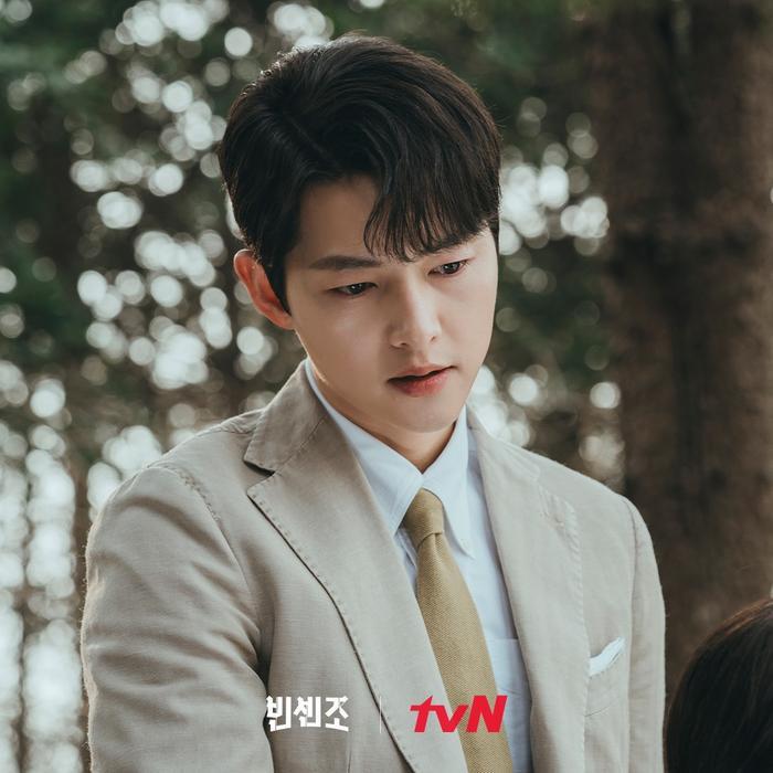 Áp đảo Jang Nara, 'Vincenzo' và Song Joong Ki đứng đầu BXH diễn viên - phim Hàn tuần 3 tháng 4 Ảnh 1