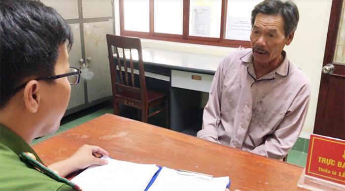 Người đàn ông 55 tuổi đâm tử vong hàng xóm vì nghi ngờ có tình ý với vợ mình Ảnh 1