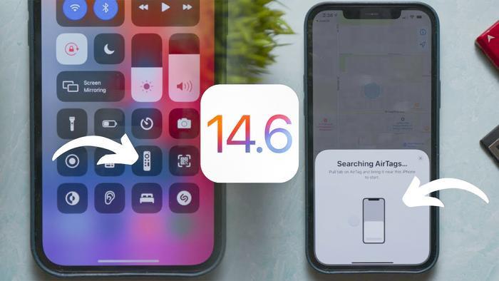 iOS 14.5 chưa phát hành, iOS 14.6 đã bắt đầu xuất hiện