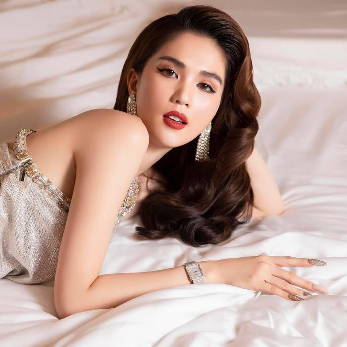 Ngọc Trinh xuất sắc lọt top 2 nhân vật 'thống trị' mạng xã hội Instagram Việt Ảnh 4