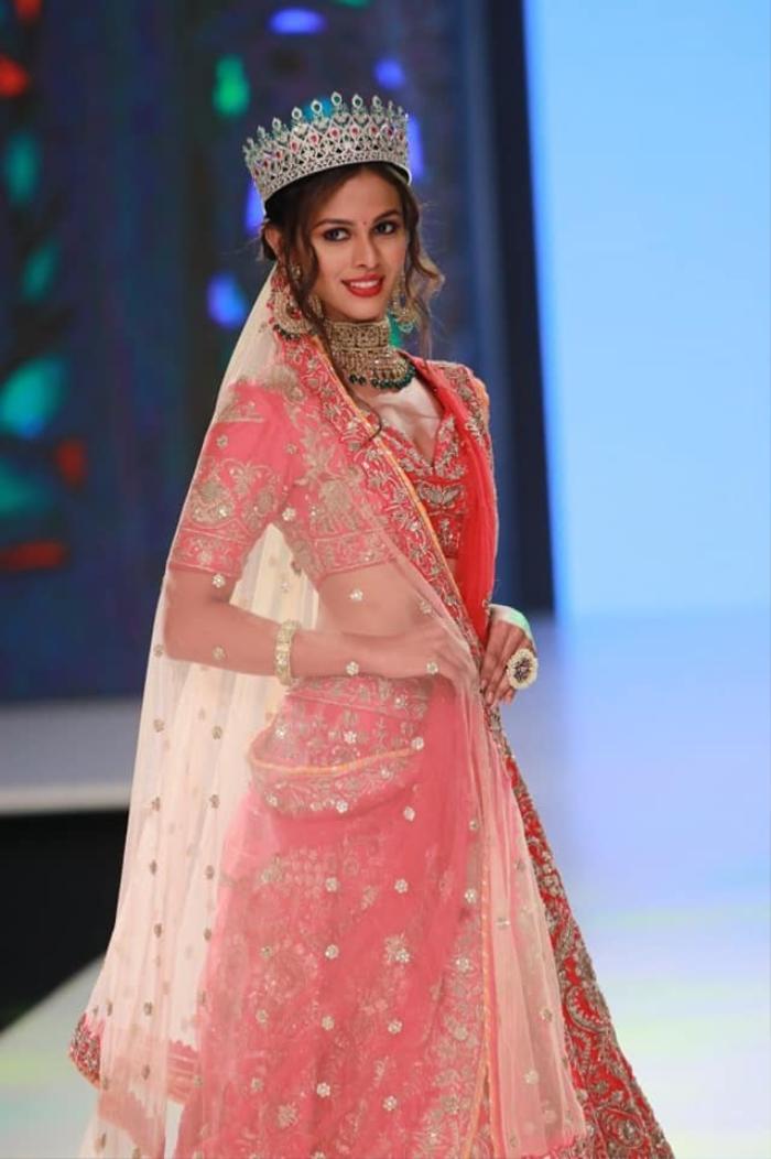 Đại diện Ấn Độ nguy cơ vắng mặt tại Miss Universe, Khánh Vân 'hiên ngang' bít cửa đối thủ khu vực châu Á? Ảnh 8