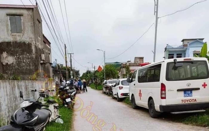 Vụ cháu bé 11 tuổi bị sát hại ở Nam Định: Bé tử vong mặt úp trong chậu nước, đã tạm giữ 2 nghi can Ảnh 1