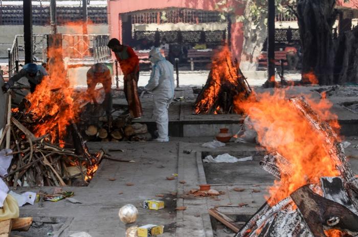 Thảm cảnh COVID-19 tại Ấn Độ qua bức thư của Đại sứ Việt Nam: Nhân ơi, xin em đừng chết! Ảnh 2