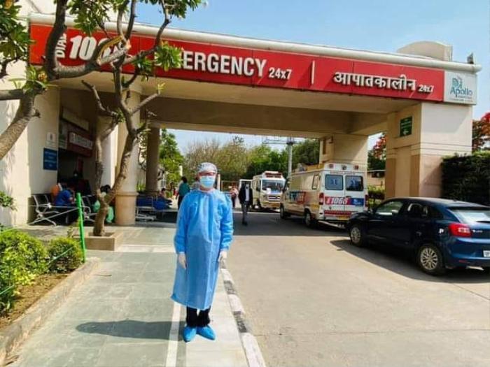 Thảm cảnh COVID-19 tại Ấn Độ qua bức thư của Đại sứ Việt Nam: Nhân ơi, xin em đừng chết! Ảnh 3