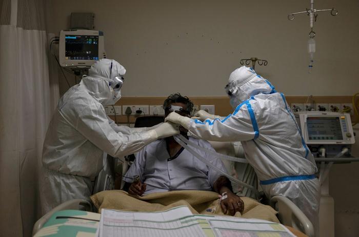 Thảm cảnh COVID-19 tại Ấn Độ qua bức thư của Đại sứ Việt Nam: Nhân ơi, xin em đừng chết! Ảnh 1