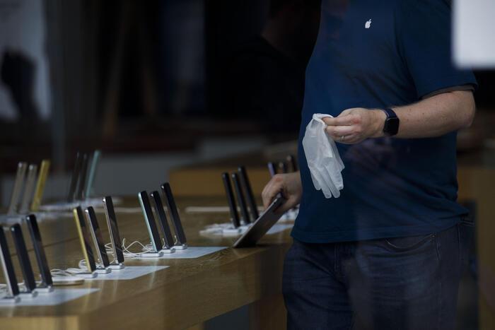 Apple triển khai chương trình hỗ trợ nhân viên tiêm phòng COVID-19 Ảnh 5
