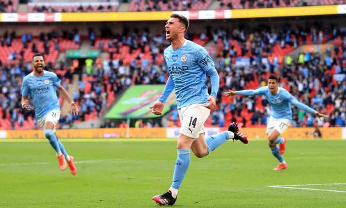 Man City lần thứ 4 liên tiếp vô địch Cúp Liên đoàn Anh Ảnh 1