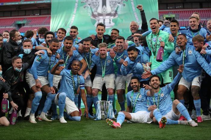 Man City lần thứ 4 liên tiếp vô địch Cúp Liên đoàn Anh Ảnh 2