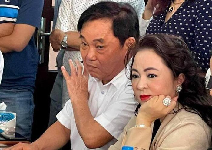 Người thân ông Võ Hoàng Yên từng được vợ chồng Dũng 'lò vôi' tặng không dưới 15 tỷ đồng Ảnh 1
