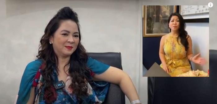 Bị Hoa hậu 'tra google nhưng không có tên' chấm 4 điểm nhan sắc, bà Nguyễn Phương Hằng gay gắt 'đáp trả' Ảnh 1