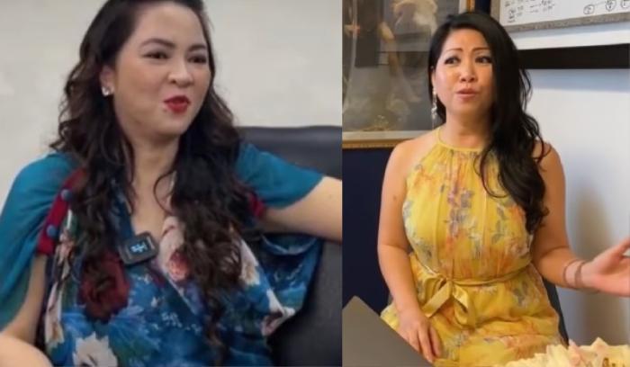 Bị Hoa hậu 'tra google nhưng không có tên' chấm 4 điểm nhan sắc, bà Nguyễn Phương Hằng gay gắt 'đáp trả' Ảnh 2