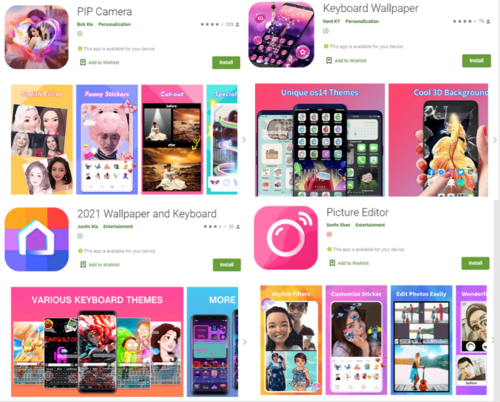 Cảnh báo: 9 ứng dụng độc hại trên Android người dùng cần gỡ khẩn cấp khỏi điện thoại Ảnh 2