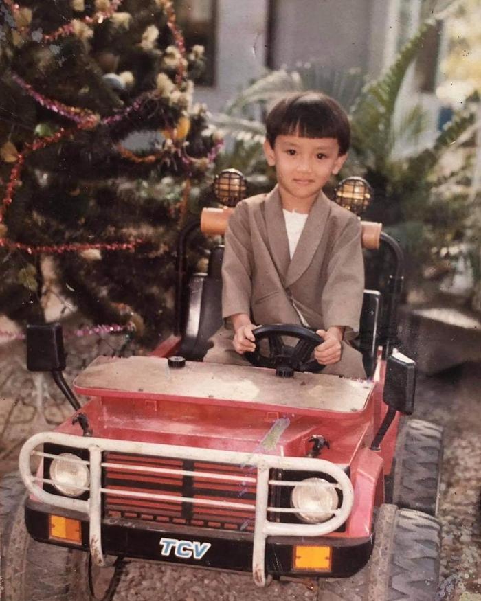 Diệu Nhi facetime chúc mừng sinh nhật Thuận Nguyễn, nhưng gây 'ám ảnh' nhất là màn hát Happy Birthday Ảnh 4
