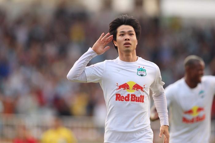 Công Phượng, Minh Vương nổ súng, HAGL độc chiếm ngôi đầu V-League Ảnh 2