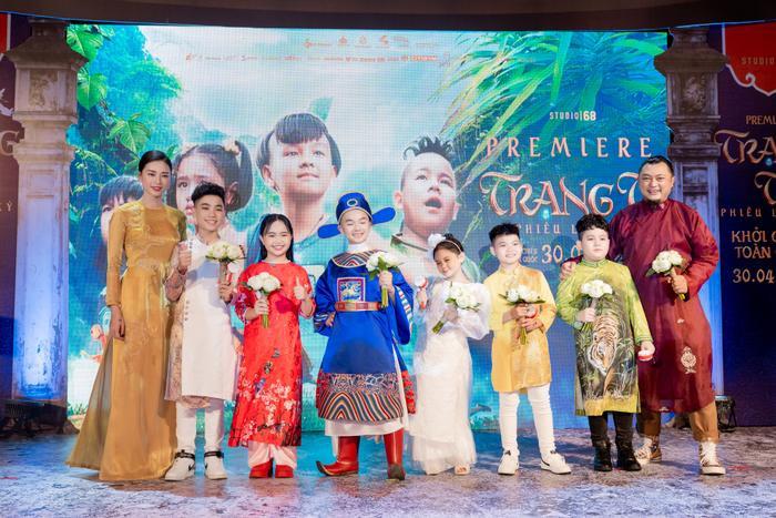 Vài nghệ sĩ hiếm hoi ủng hộ 'Trạng Tí' trước ngày phim ra rạp: Tóc Tiên là người có tâm nhất! Ảnh 2