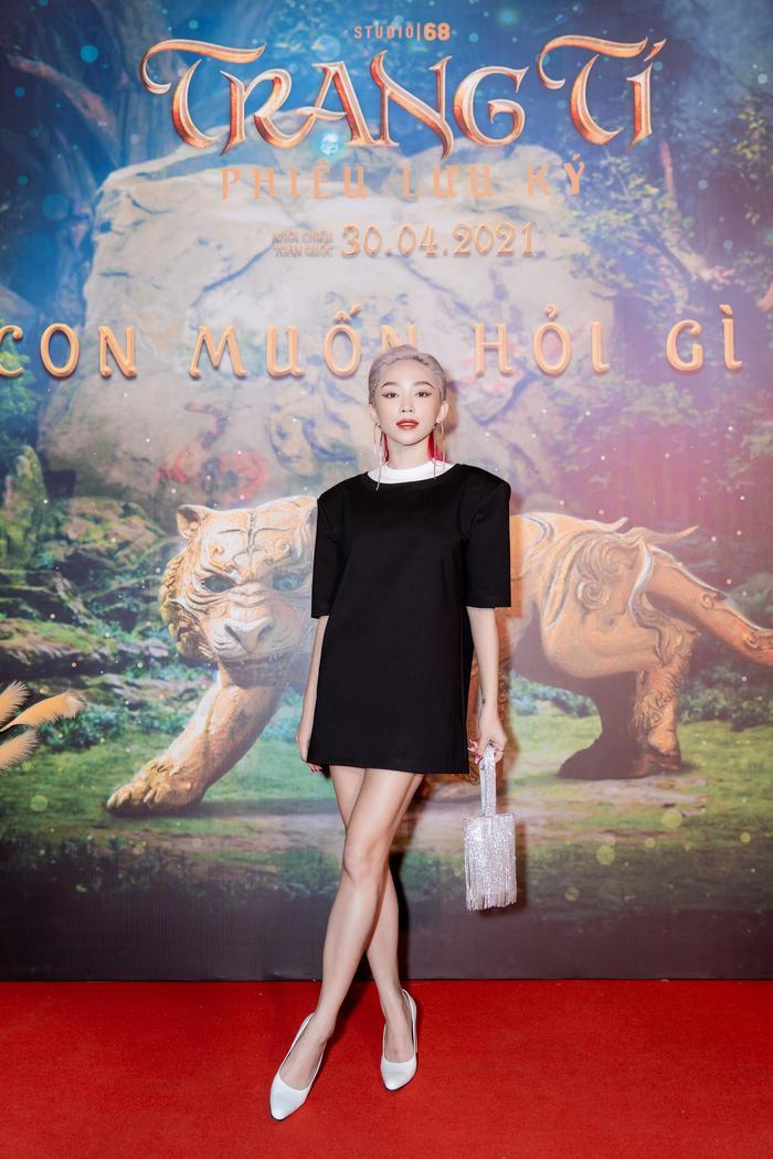 Vài nghệ sĩ hiếm hoi ủng hộ 'Trạng Tí' trước ngày phim ra rạp: Tóc Tiên là người có tâm nhất! Ảnh 5