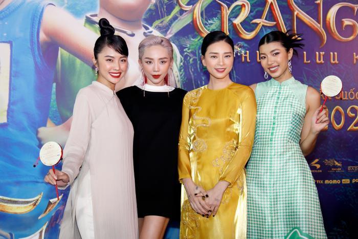 Vài nghệ sĩ hiếm hoi ủng hộ 'Trạng Tí' trước ngày phim ra rạp: Tóc Tiên là người có tâm nhất! Ảnh 7