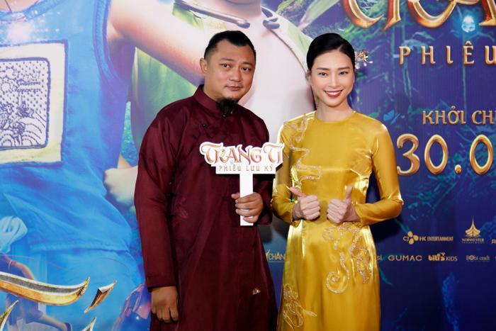 Vài nghệ sĩ hiếm hoi ủng hộ 'Trạng Tí' trước ngày phim ra rạp: Tóc Tiên là người có tâm nhất! Ảnh 4