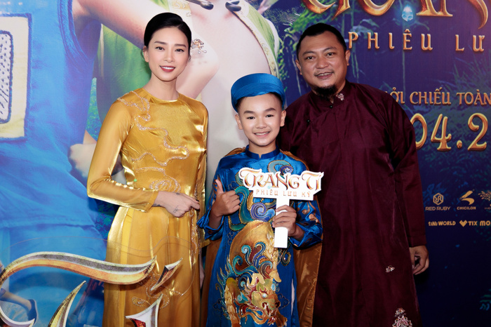 Vài nghệ sĩ hiếm hoi ủng hộ 'Trạng Tí' trước ngày phim ra rạp: Tóc Tiên là người có tâm nhất! Ảnh 1