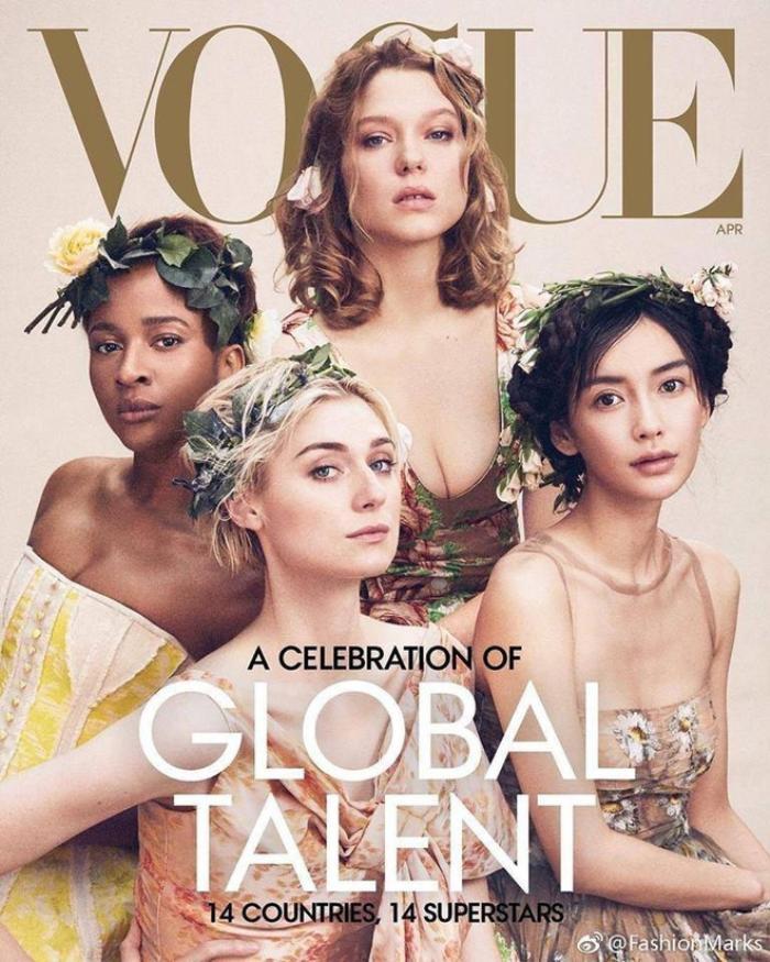 Trước Lưu Diệc Phi, chỉ có 13 mỹ nhân Hoa Ngữ này được xuất hiện trên bìa tạp chí Vogue China Ảnh 16