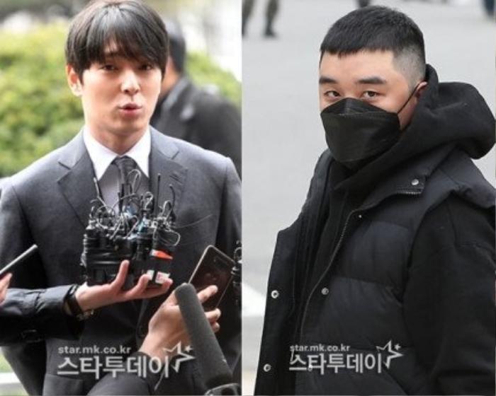 Choi Jong Hoon bật khóc xin lỗi Seungri trong phiên tòa xét xử trong quân đội Ảnh 1