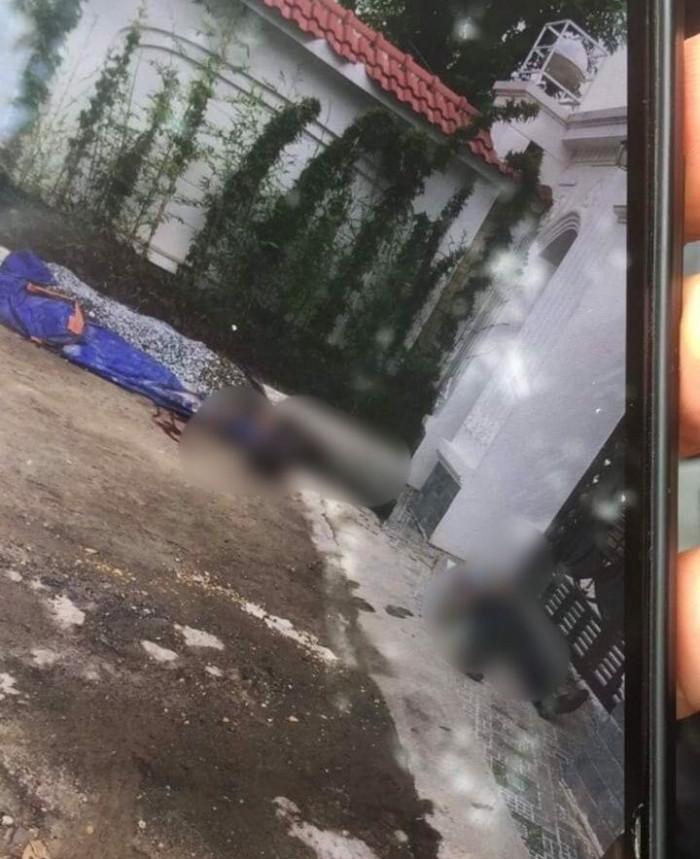 Nghệ An: 2 người tử vong nghi bị bắn trước cổng nhà Ảnh 2