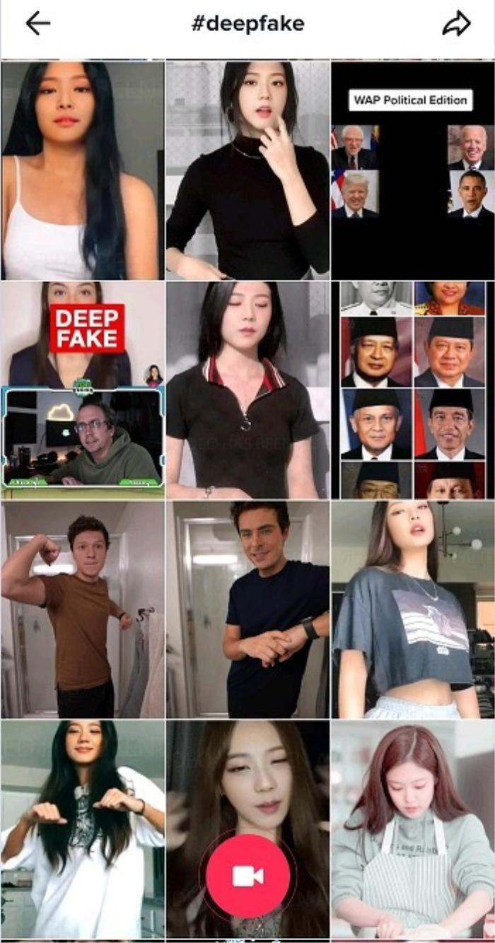 Vấn nạn lạm dụng gương mặt của Jennie - Jisoo (Blackpink) để lừa đảo, khiêu dâm trên web đen! Ảnh 1