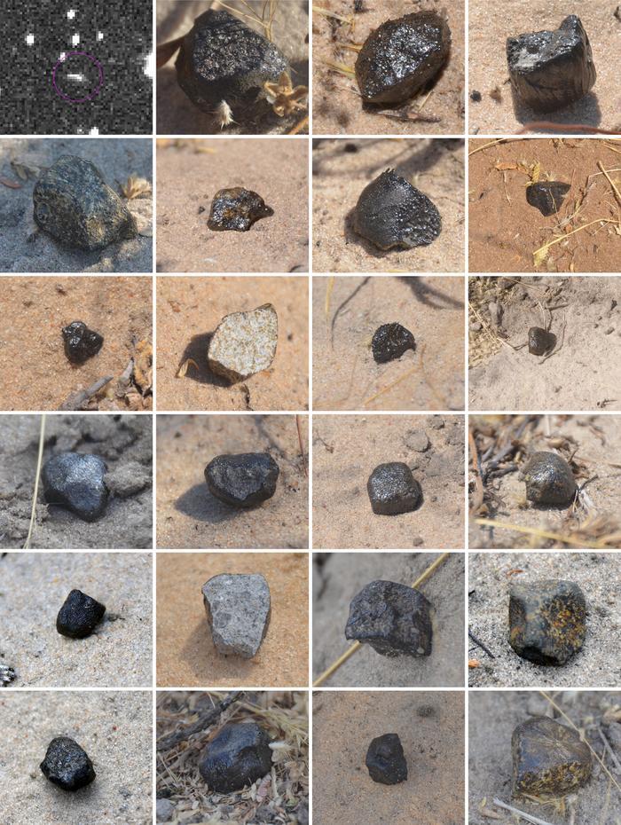 Báu vật ngoài hành tinh đáp xuống Trái Đất hé lộ manh mối mới về lịch sử của hệ Mặt Trời Ảnh 2