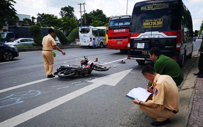 Ngày nghỉ lễ 1/5: Xử lý hơn 8 nghìn trường hợp vi phạm, 12 người chết vì tai nạn giao thông Ảnh 1