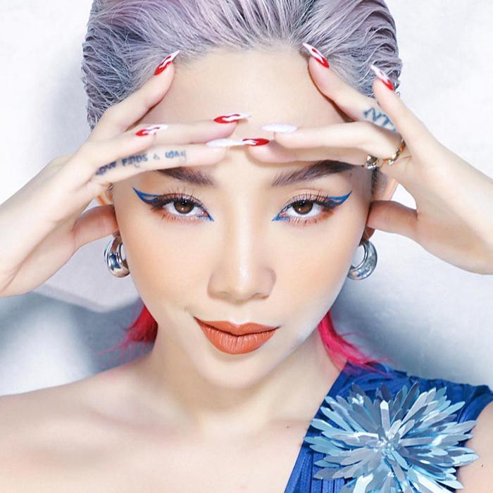 Tóc Tiên tiếp sức cho Khánh Vân với màn hô to 2 tiếng Việt Nam nhưng theo kiểu Miss Grand? Ảnh 7