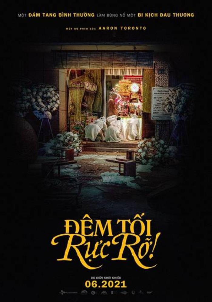 Phim điện ảnh gây sốc với ý tưởng độc lạ: Lấy 90% bối cảnh từ một đám tang thuần Việt Ảnh 8