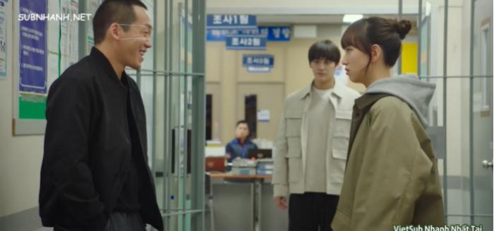 'Law School': Vụ án giết người vẫn bế tắc nhưng Kim Bum đã kịp 'tung thính' Ryu Hye Young Ảnh 29