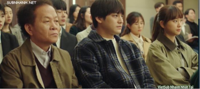 'Law School': Vụ án giết người vẫn bế tắc nhưng Kim Bum đã kịp 'tung thính' Ryu Hye Young Ảnh 10