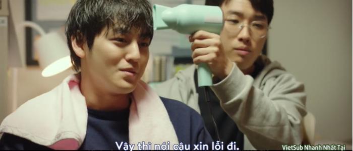 'Law School': Vụ án giết người vẫn bế tắc nhưng Kim Bum đã kịp 'tung thính' Ryu Hye Young Ảnh 18
